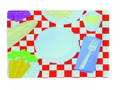 Picnic Cutting Board